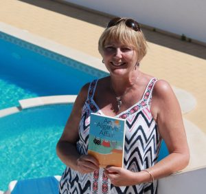 Janice Russell, author of An Algarve Affair